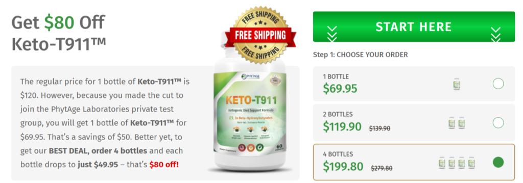 Buy Keto-T911