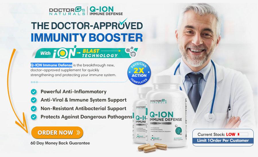 Buy Q-ION Immune Defense