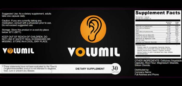 Volumil-Ingredients-Label