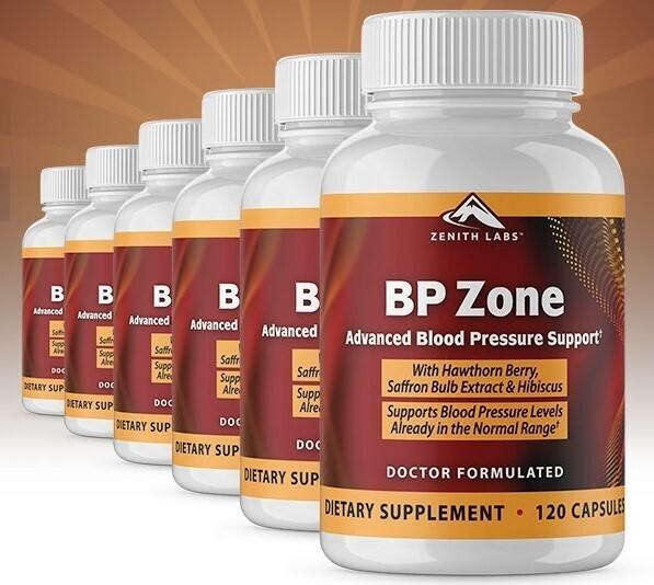 Zenith Labs BP Zone Review