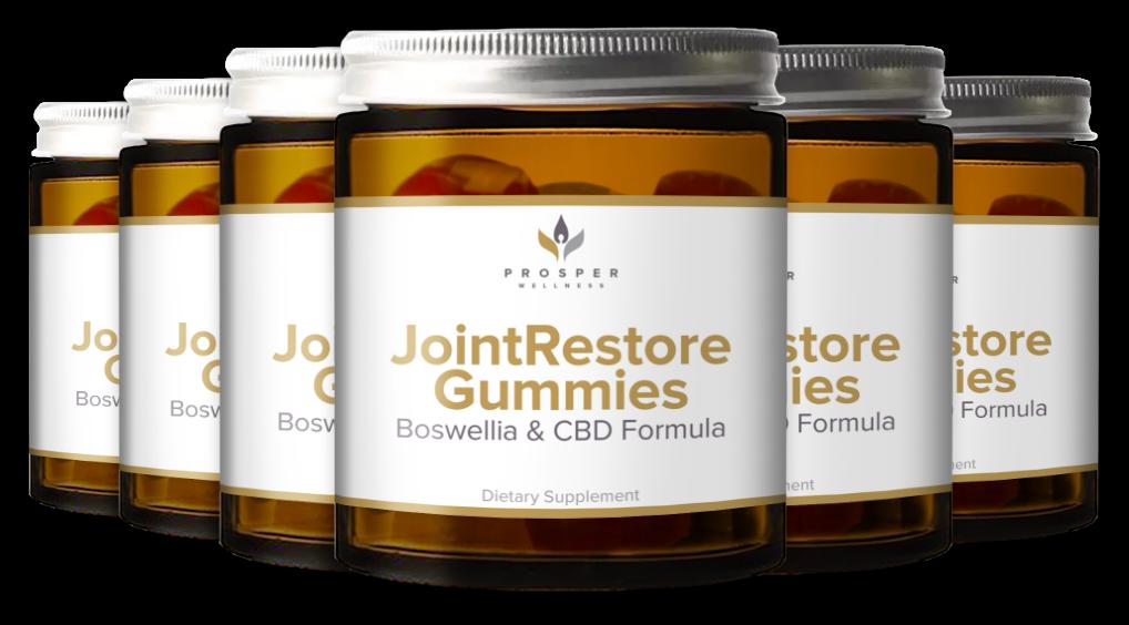 prosper wellness joint restore gummies reviews