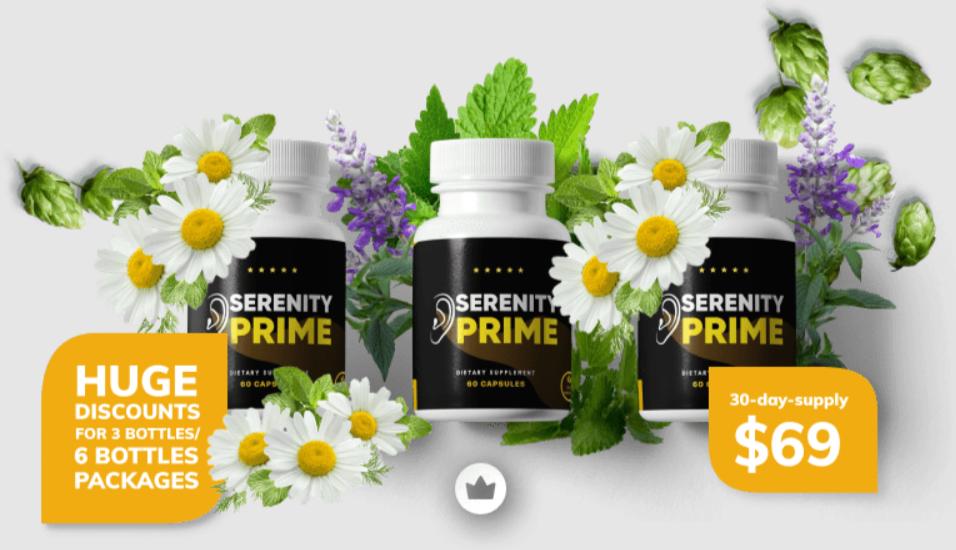 serenity prime tinnitus reviews