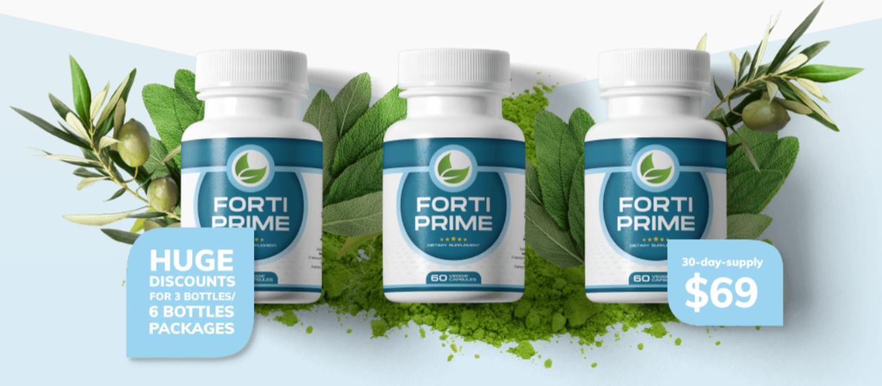 Forti Prime Website