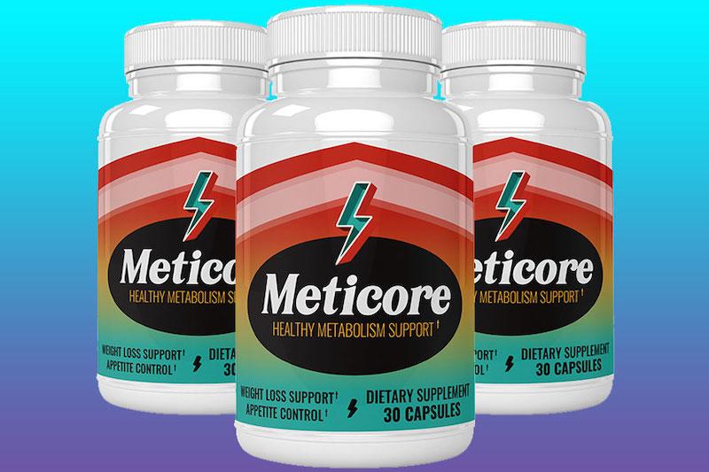 Meticore Ingredients List Amazon