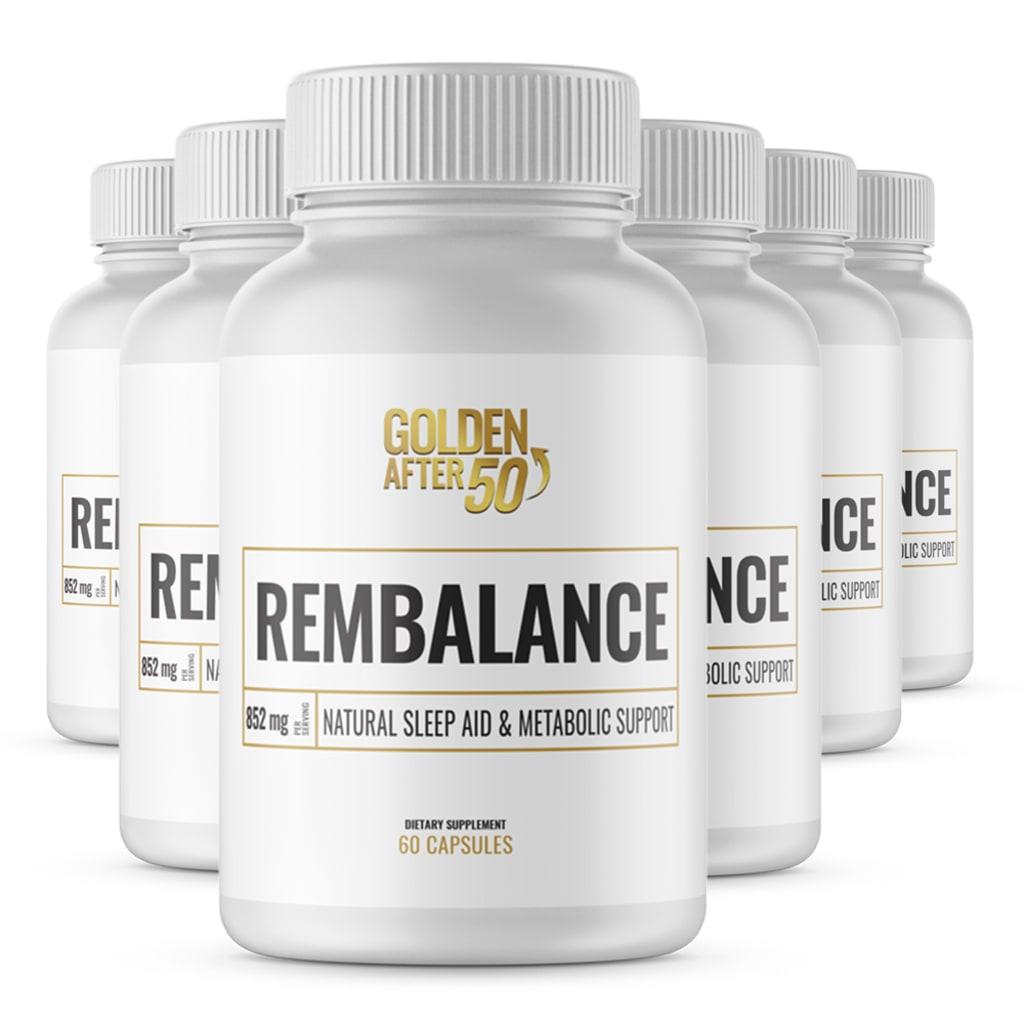 rembalance golden after 50